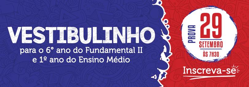Vestibulinho 2018-2019