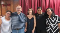 Colégio Metodista reúne familiares de alunos e professores em celebração de Páscoa