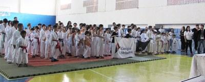 Colégio Metodista sedia primeiro torneio de Karatê
