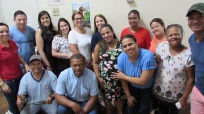 Comunidade do Colégio realiza ação solidária em favor de funcionária