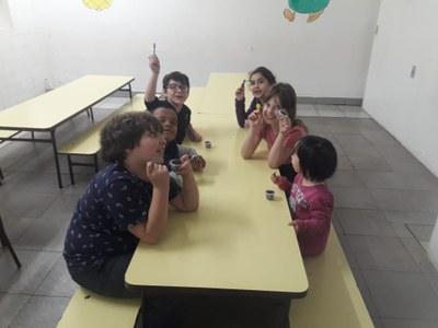 Curso de Férias traz aprendizado e diversão aos alunos no mês de julho