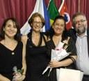 Formatura dos alunos da Universidade Metodista de Ribeirão Preto