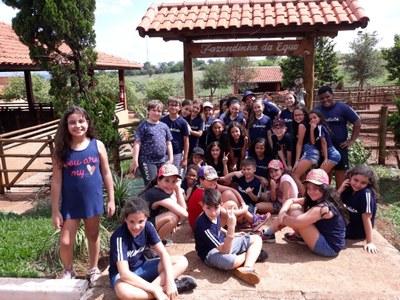 Semana da Criança movimenta dia a dia dos alunos